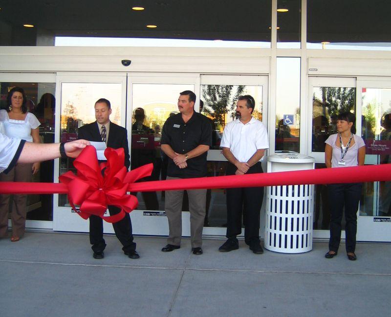 Kohl\'s Grand Opening Ribbon Cutting | Menifee 24/7