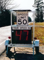 radar speed monitor