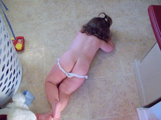 Spank her littel bottom