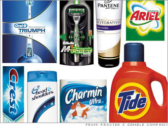 Procter and Gamble UK tops Marketing Spends in UK   Online ...