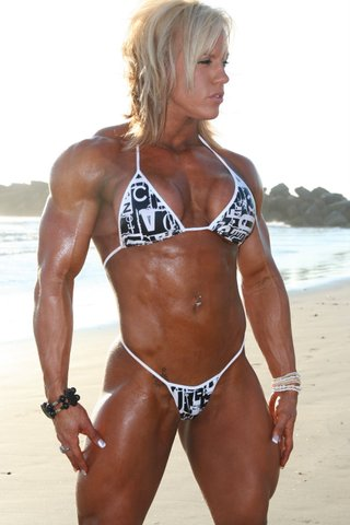 ... woman body builder looks is www bodybuilding com ...