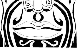 Plantillas para tatuajes mayas brazaletes for Palabras maories
