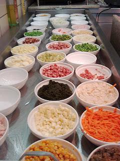 Ingredientes Spoleto