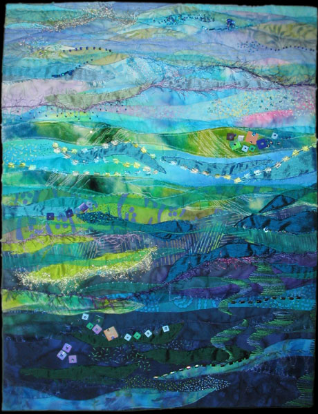 Daphne Greig The Art Quilt Collection