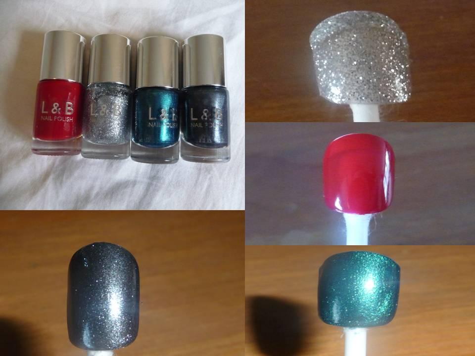 Beautifully Addicted To - A Beauty Blog..... Sainsbury Nail Varnish Gift Set
