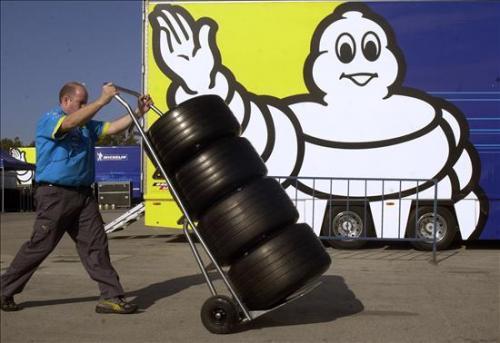 Michelín piensa en volver a la F1