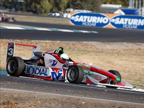 Muñoz Marchesi ganó una carrera muy accidentada