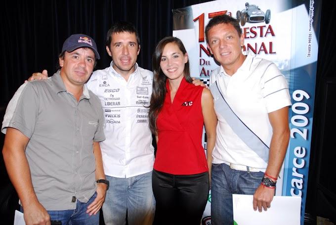 Se presentó la 17° Fiesta Nacional del Automovilismo