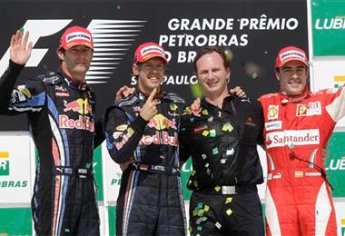 Vettel estiró la definición hasta Abu Dhabi
