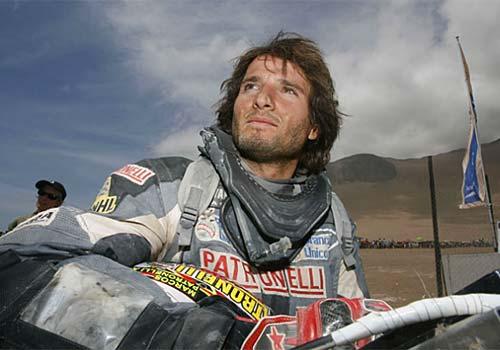 Marcos Patronelli acelera su rehabilitación