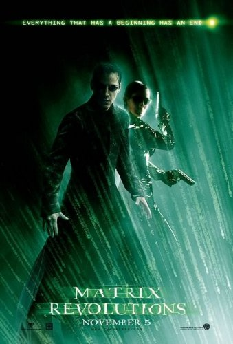 Matrix+Revolutions Matrix Revolutions