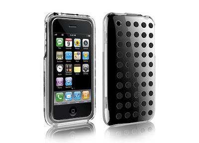 DLO HybridShell iPhone 3G case