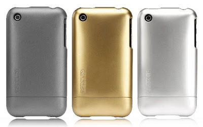 Metallic iPhone Slider Cases by Incase
