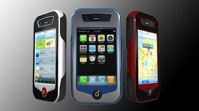 Quattro T2 cool iPhone cases by ivyskin.com