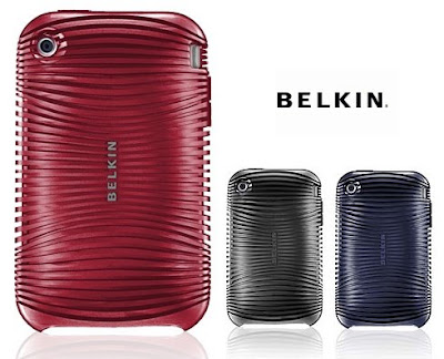 Grip Ego Cool iPhone 3G Cases by Belkin