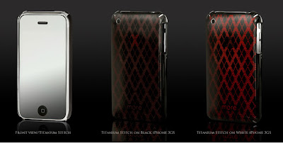 More-Thing Titanum Stitch Cool iPhone Cases