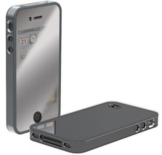 Chrome Cool iPhone 4 Cases