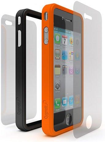 orange iphone 4s