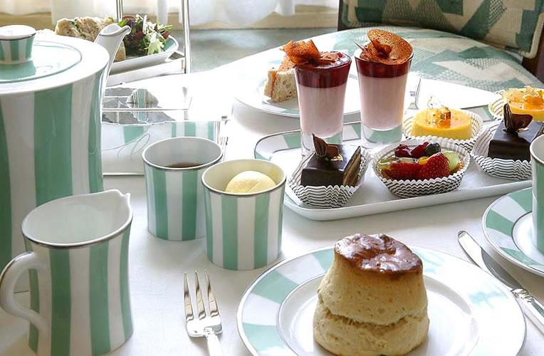 Claridge's Luxuries: Afternoon Tea at Claridge's