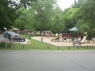 Lafayette, Indiana Attractions: Happy Hollow Park