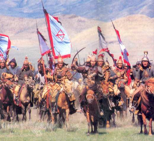 Genghis Khan Mongol. Genghis Khan invade China?