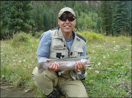 Virtual Fly Guides Lake Fork Of The Gunnison River Co