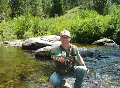 Virtual fly guides middle fork of the stanislaus river for Stanislaus river fishing