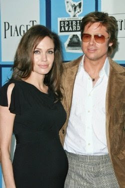 Pregnancy 'Great for the Sex Life' Angelina Jolie