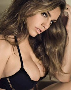 Kelly Brook reveals secret behind her perfect body