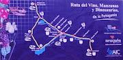 De Río Negro Hacia Mendoza. Publicado por Moderador en 07:36 No hay . la ruta del vino