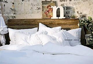 Sivs hus: Romantisk hvitt soverom