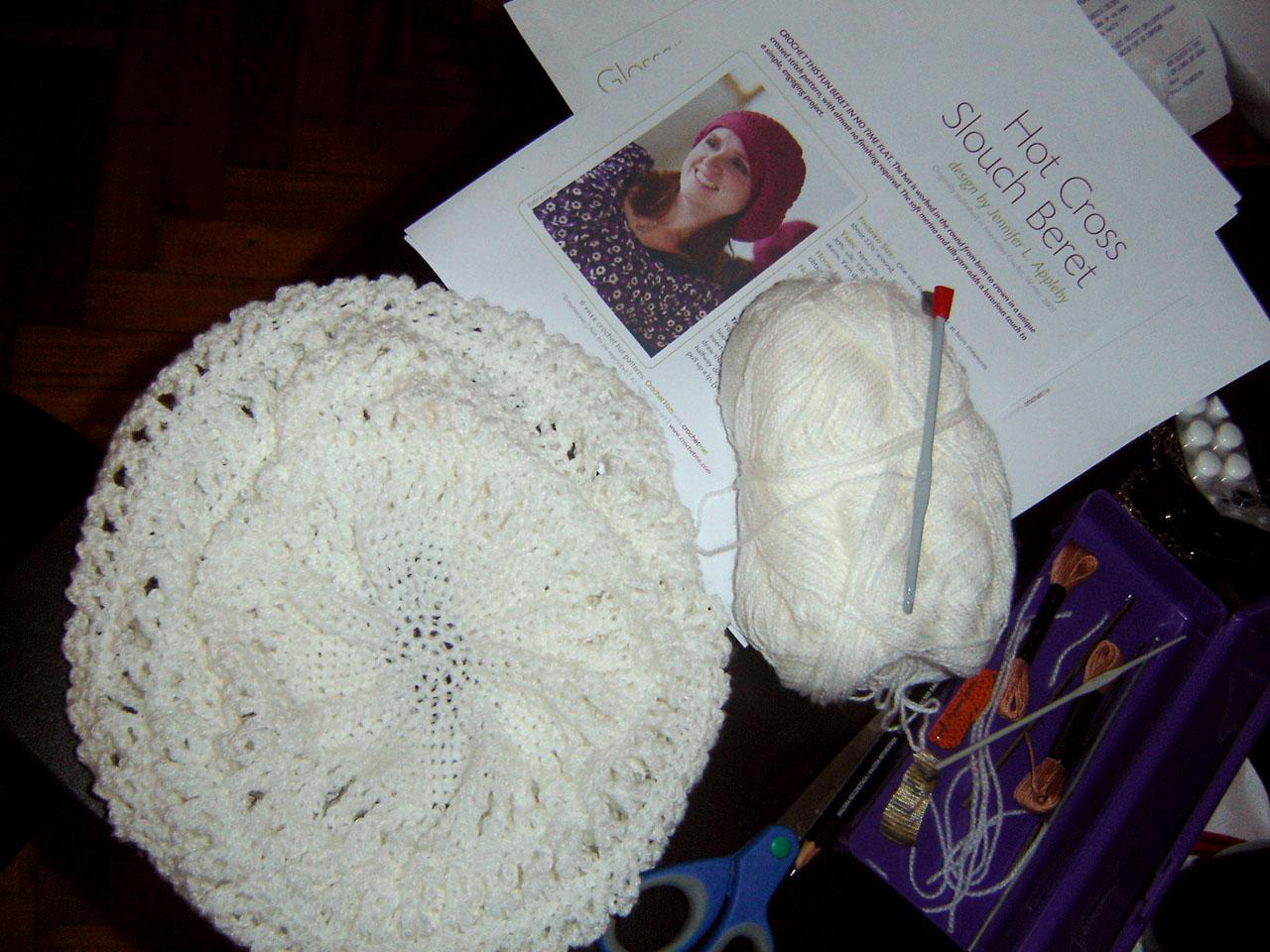 Incursionando en el crochet