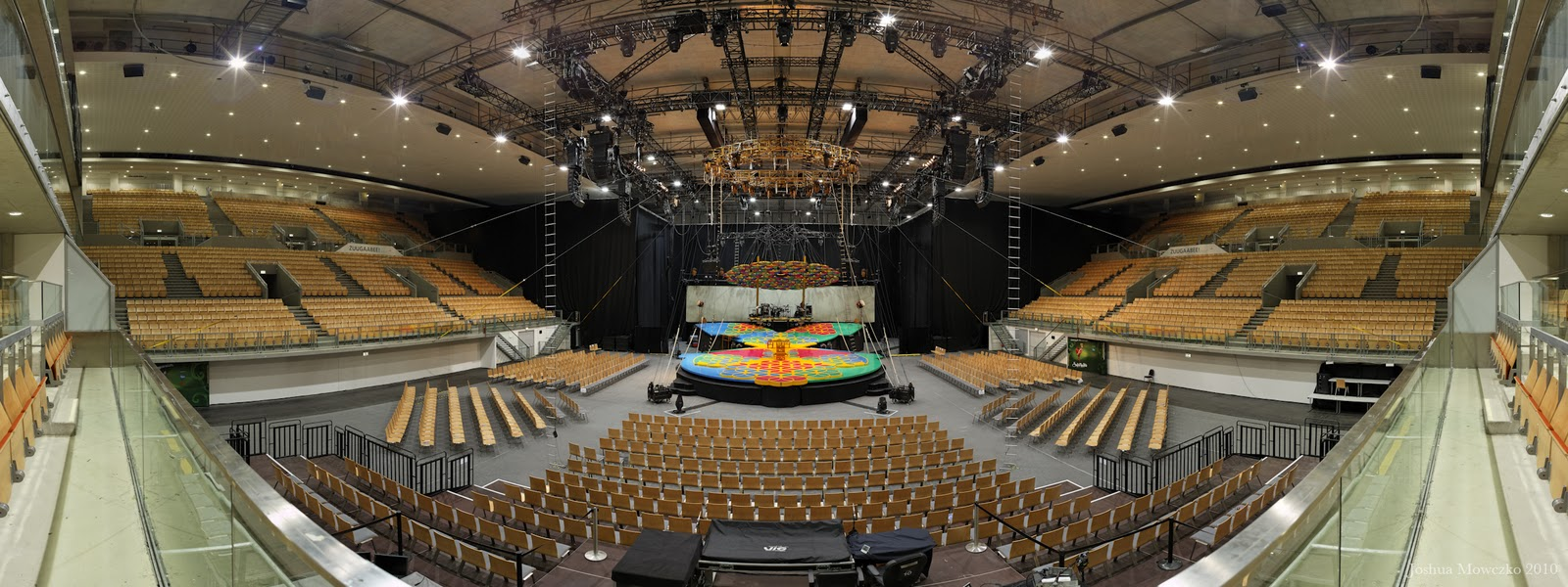Life In The Circus Olympiahalle Innsbruck Austria