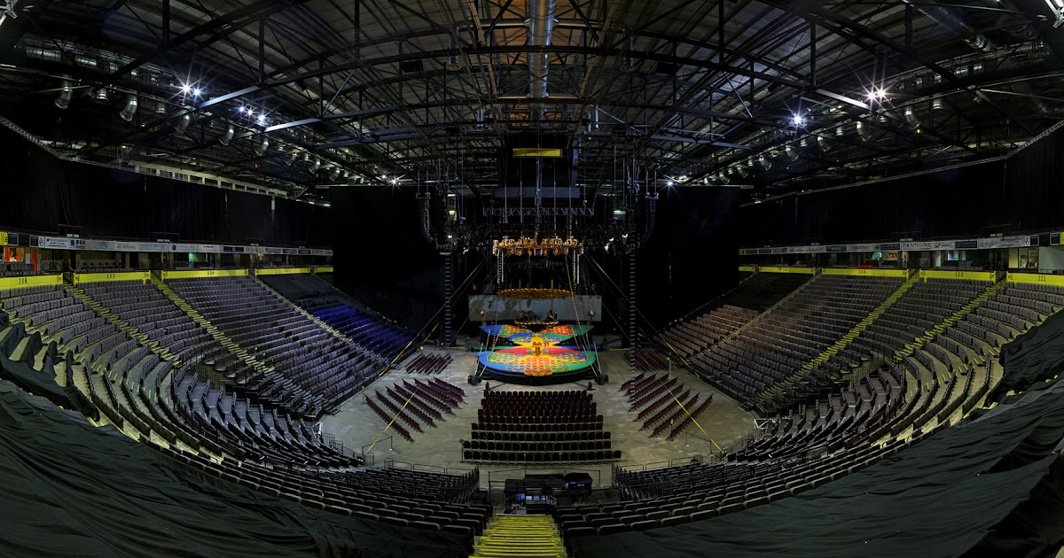 Life In The Circus Men Arena Manchester England