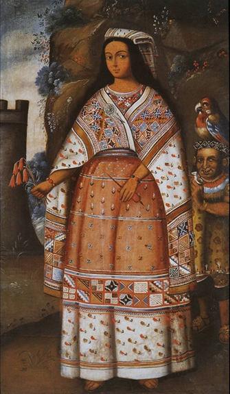 Angelina Yupanqui (Cuxirimay Ocllo)