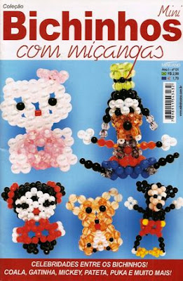 Download - Revista  Bichinhos de Miçanga