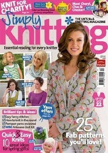 Download - Revista Simply Knitting Maio 2010