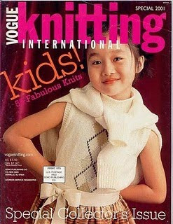 Vogue Knitting International. Special Collector's Issue 2001