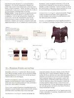 Receitas Revista Figurino tricô