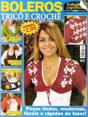Download - Revista Boleros em Tricot e Crochet
