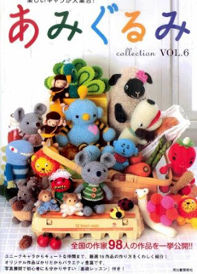 Download - Revista Amigurumi vol.6