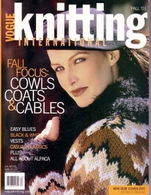 Download - Revista Vogue Knitting Fall 2001