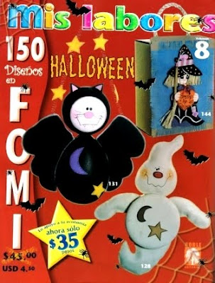 Download - Revista Mis Labores Fomy n.8 Halloween