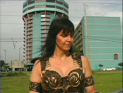 Xena from Bruce Campbell's Fanalysis