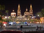 and the seat of . guadalajara mã©xico rotonda hombres jalicienses ilustres noche