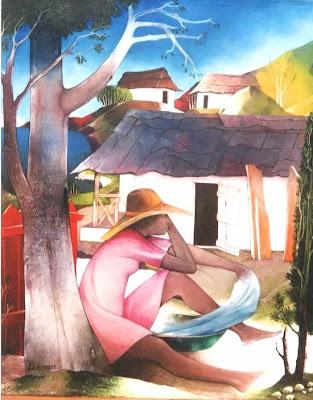 arte haitiana em destaque