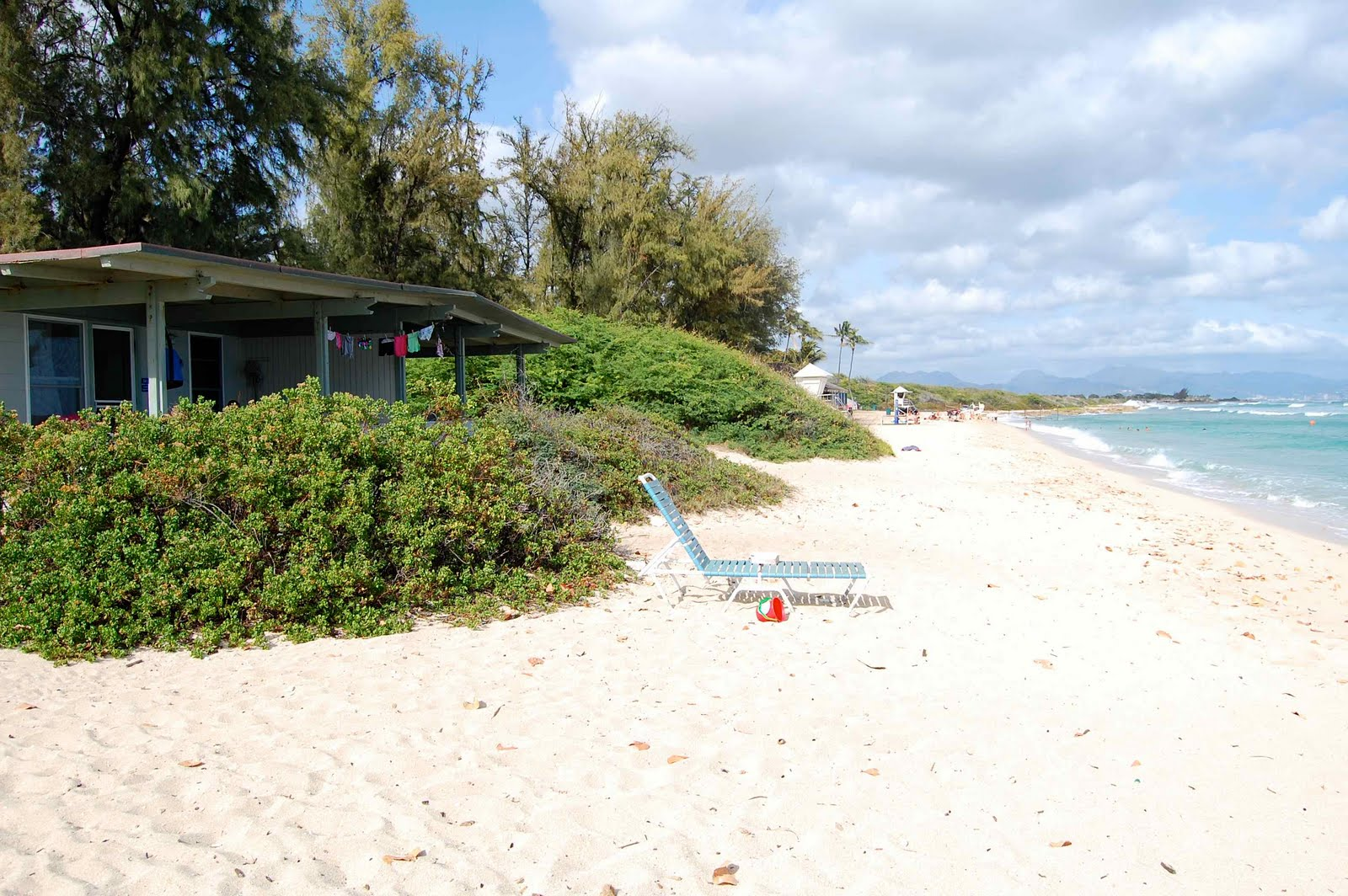 A coombes life oahu hawaii part 1 for Cabins in oahu