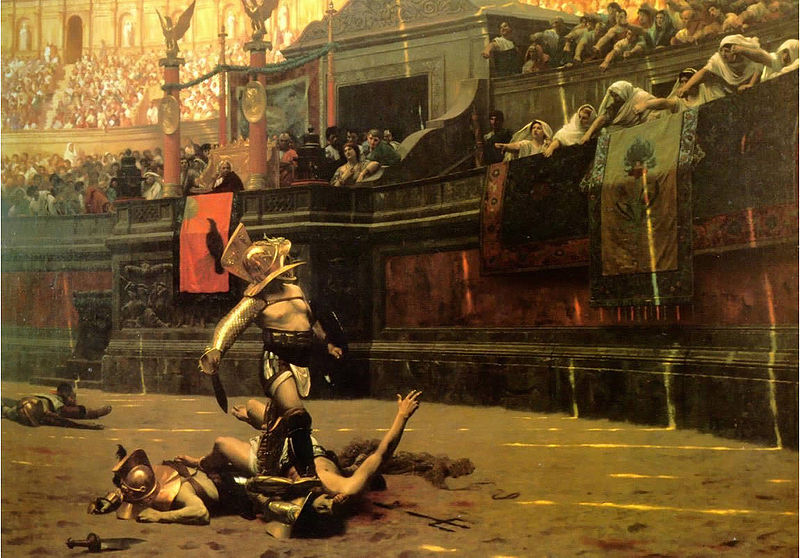 gladiator essays