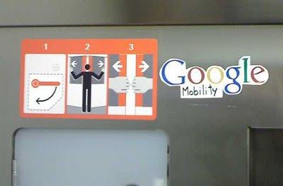 Google Mobility en el metro de Bilbao