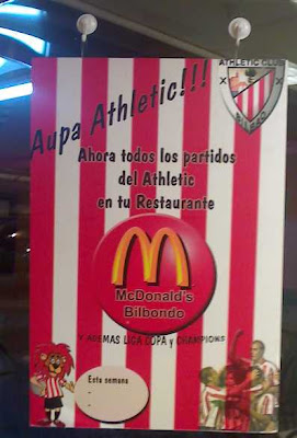 mcDonald´s athletic